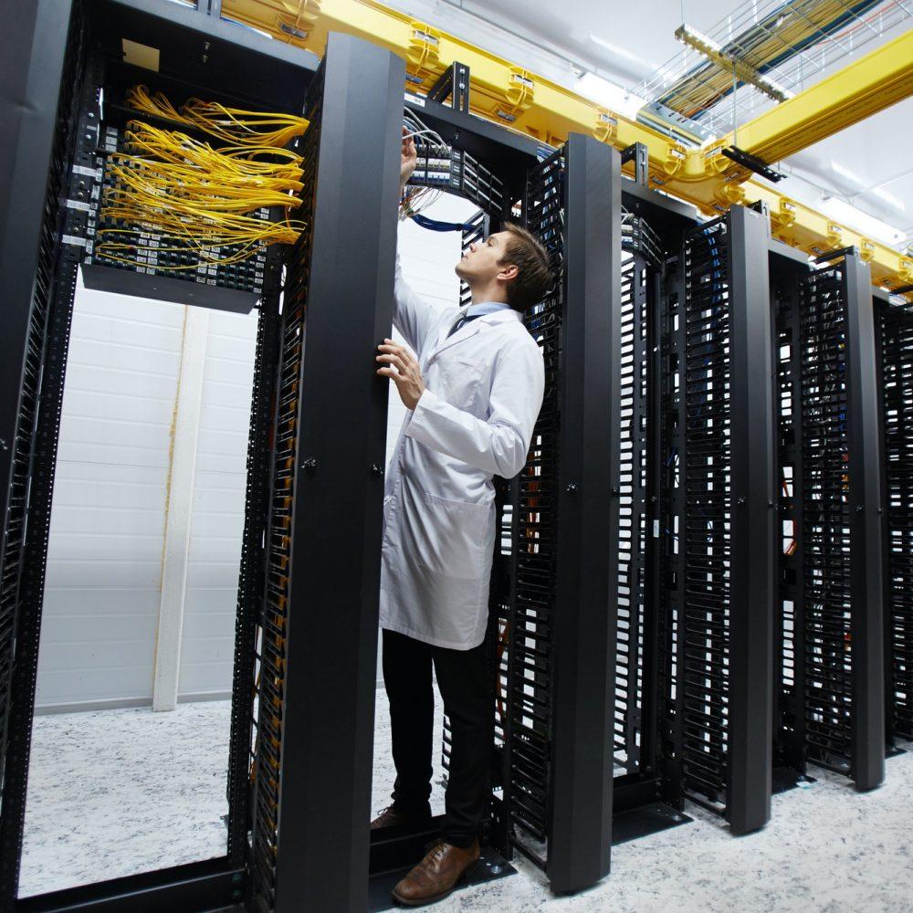 Checking storage system